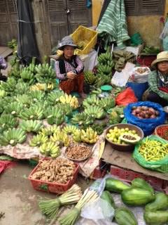 Vietnam bananen