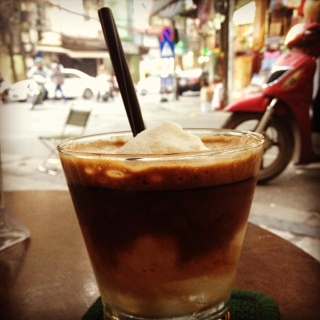Vietnam koffie