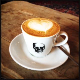 SA koffie