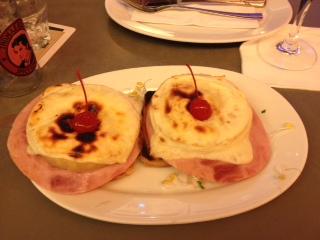 Berlijn tosti